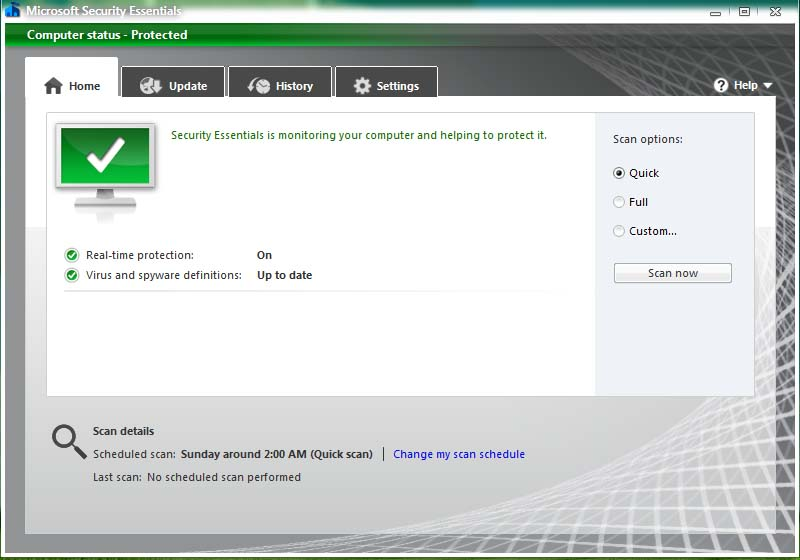 Microsoft Se... Security Essentials Free